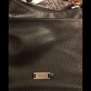 Style & Co crossbody black purse